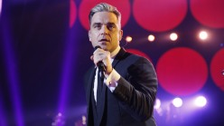 Robbie Williams - Go Gentle at BBC Children in Need Rocks 2013
